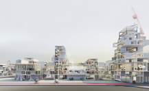 Archdaily : Solutions to London's Mounting Affordable Housing Crisis Proposed in Bee Breeders' Latest Competition
