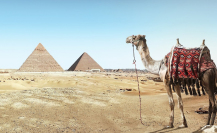 The Evolution of The Egyptian Pyramids