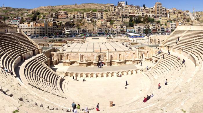 The Ancient Roman Architecture Of Entertainment